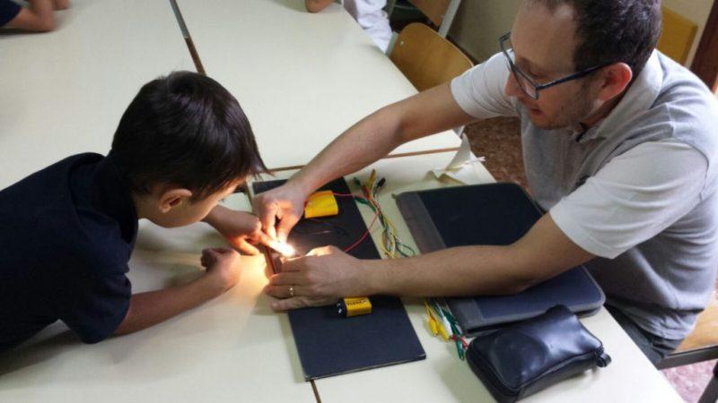 robotica scuola attiva reggio calabria