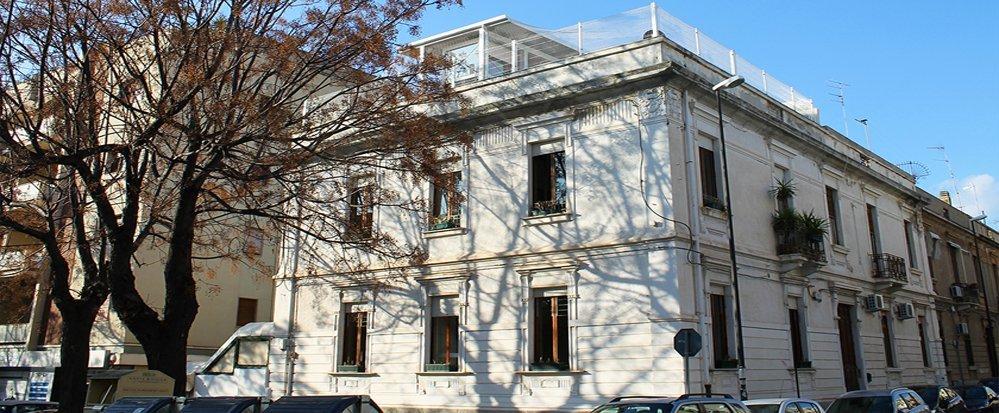 la struttura della Scuola Attiva di Reggio Calabria centro
